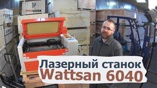 видео Основы вытяжной системы для лазерного оборудования