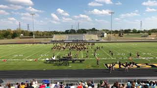 2017-2018 MVHS Marching Mustangs at IPSD 204 Festival (4K Unedited)