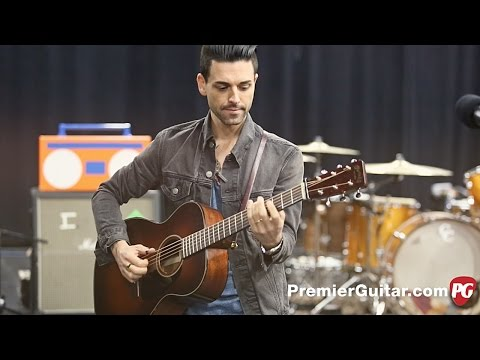 Rig Rundown - Dashboard Confessional's Chris Carrabba