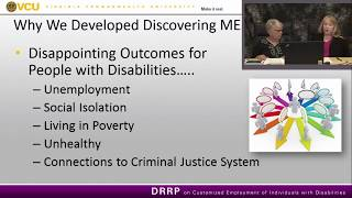 Discovering ME: Using a Youth-focused Discovery Process