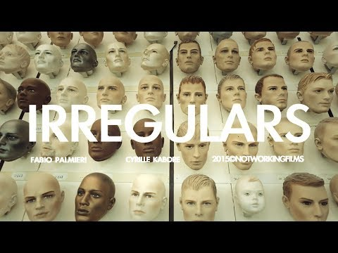 IRREGULARS - A refugee story with mannequins [sent 0 times]