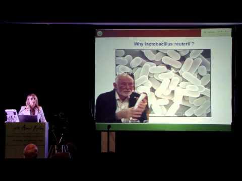 BioGaia Symposium: Flavia Indrio: Effects of Lactobacillus reuteri  on gastrointestinal motility...