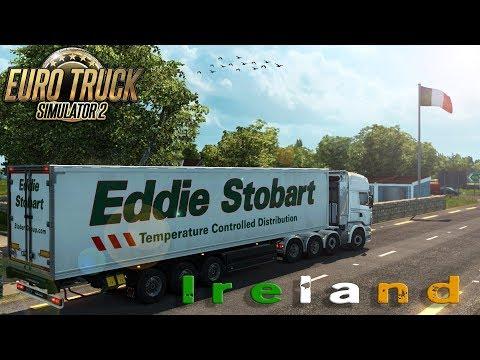 Euro Truck Simulator 2 | Promods | Ireland