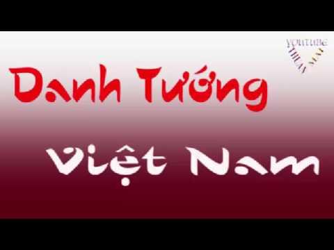 Danh tướng Việt Nam , truyện hay, thuan mai