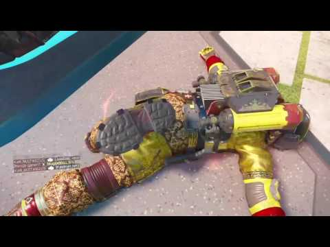 BLACK OPS 3 BOXING GLOVES PRIZEFIGHTER GAMEPLAY ROAD TO GOLD