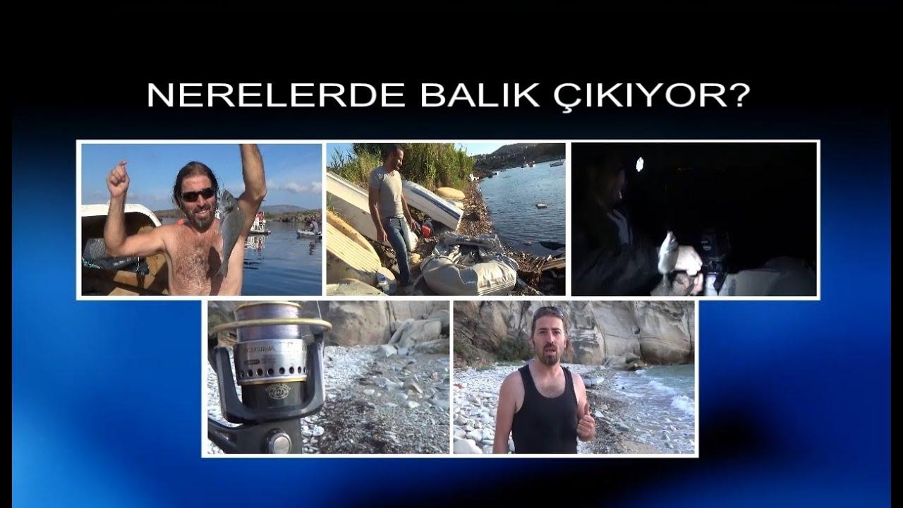 Balık Avı Avlak Yerleri  -  www avlakyeri.com Fragmanı