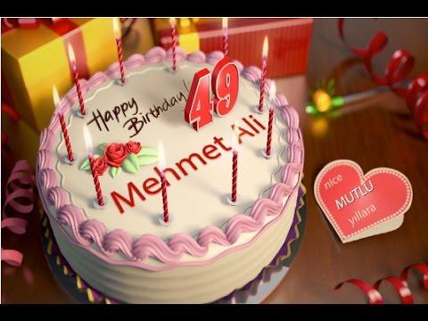 Mehmet Ali K   Doğum Günü Kutlama