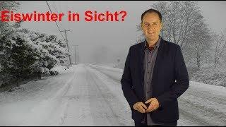 Heißer Sommer = eisiger Winter? Wie wird das Wetter im Winter 2018/2019? (Mod.: Dominik Jung)