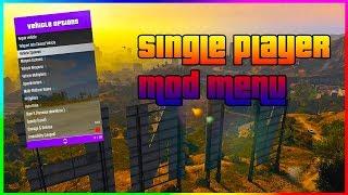Download Gta 5 Menyoo Pc Single Player Trainer Mod Hd 2019 MP3, MKV