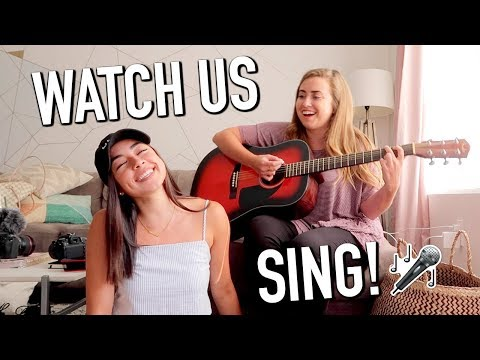 Singing Together + Intense Boxing Class!