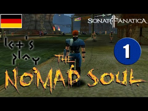 Let's Play Omikron: The Nomad Soul [01 von 18] (deutsch)