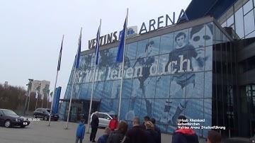 Stadionführung Veltins Arena - Gelsenkirchen