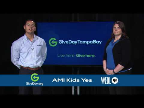 Give Day Tampa Bay 2017: AMI Kids Yes