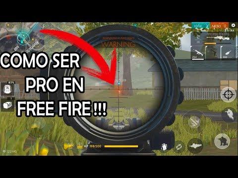 TRUCOS Y CONSEJOS PARA FREE FIRE! | COMO SER PRO EN FREE FIRE