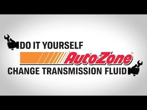 How To Change Your Transmission Fluid Autozone How To Videos Youtube