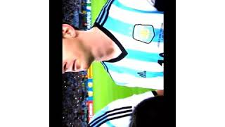Lionel Messi World Cup 2014 - Time For Our Lives