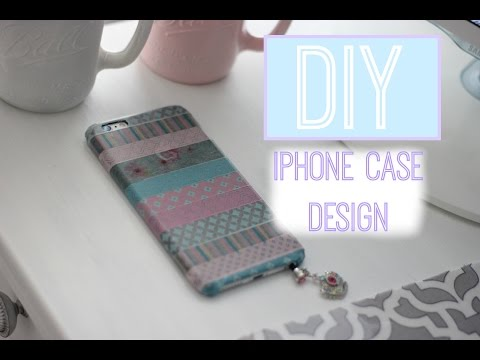 DIY Custom iPhone 6 Plus Case Design