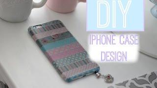 DIY Custom iPhone 6 Plus Case Design