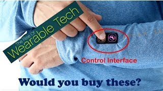 Best wearable technology and smart textiles | Top fashion to buy now -2017