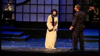 "Eleni Calenos & Jonathan Burton - ""Viene la sera"" - Puccini"