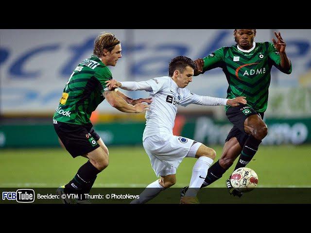 2013-2014 - Jupiler Pro League - 13. Cercle Brugge - Club Brugge 2-0