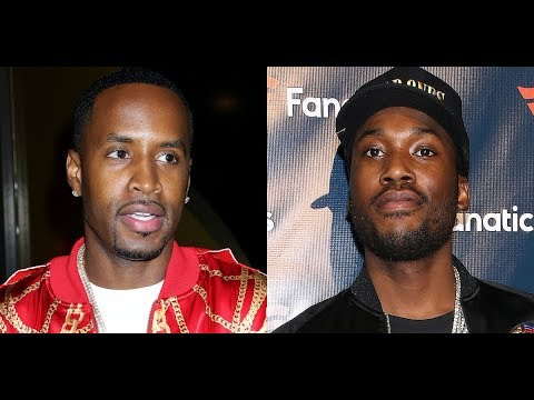Meek Mill Vs. Safaree Samuels: Why Do Simps Fight Over Women?