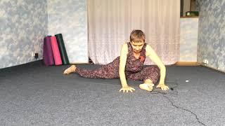Йога для избавления от рассеянного склероза