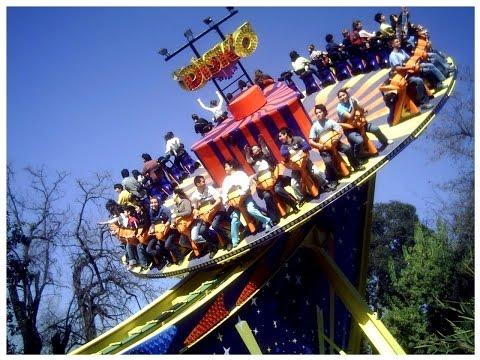 Phantasialand Theme park in Brühl, Germany | Phantasialand Theme park Travel Videos Guide