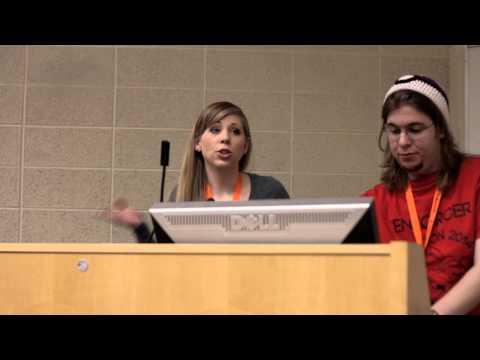 Tora Con: Alexis Tipton & Josh Grelle Panel