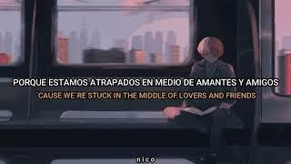 Tai Verdes - Stuck in the middle (Lyrics Español\/Ingles)