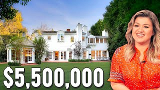 INSIDE OF KELLY CLARKSON'S NEW $5,500,000 HOME