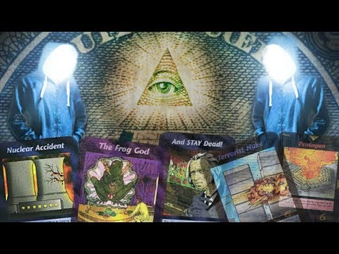 The Mystery of the Illuminati Card Game | reallygraceful