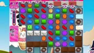 Candy Crush Saga 699  2 stars  VERY DIFFICULT!