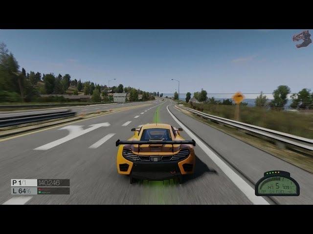 Project CARS (видео)