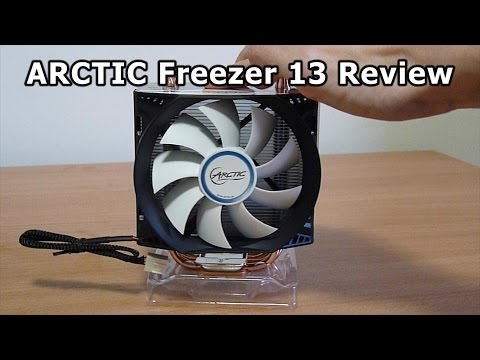 Arctic Freezer 13 CPU Cooler Review