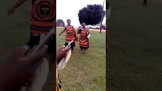 Eswatini Buganu ceremony 2019