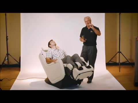 820602c36b3 Human Touch Zero Gravity 5 0 Massage Chair Recliner Review Intro ...