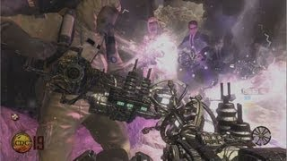 8 Paralyzers Gameplay In Buried & Most Overpowered Zombies Setup Ever - Black Ops 2