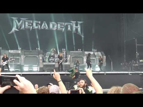 Megadeth - Anarchy in the U.K. (With Nikki Sixx Guest on Stage) - Donington, June 11, 2016 mp3