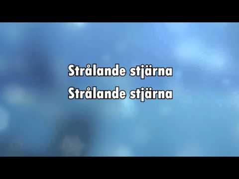 Betlehems stjärna (karaoke - lyrics)