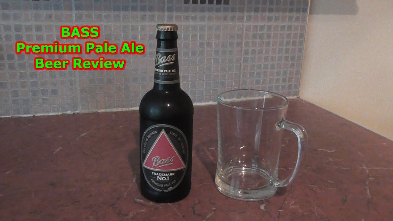 Bass Premium Pale Ale Beer Review #34 Home Brew Beer Kit UK - YouTube