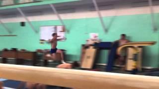 прыжок Александр Гришин
