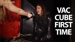 Videos sex Latex bondage