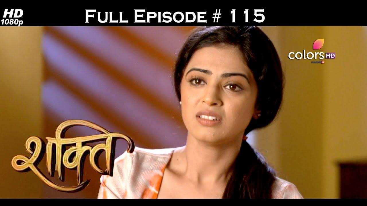 Shakti - 1st November 2016 - शक्ति - Full Episode (HD)