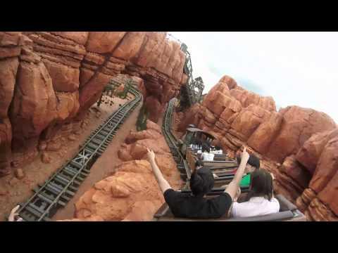 Big Thunder Mountain Ride - Tokyo Disneyland