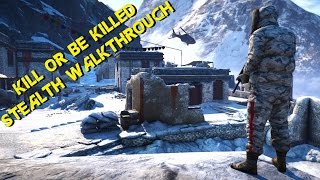 Far Cry 4 - Kill or be Killed ( Willis Himalaya Snow Mission #1 ) killer stealth walkthrough