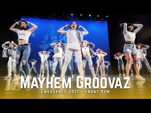 Mayhem Groovaz - Emergence 2017 | RPProds streaming vf
