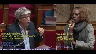 Coup de gueule du député Coquerel (FI) face à la députée Sylla (LREM) !