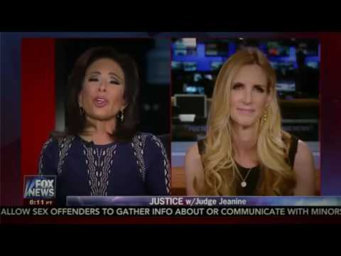 Judge Jeanine Pirro - Opening Statement February 25 2017 Trump Fake News, Sanctuary City
