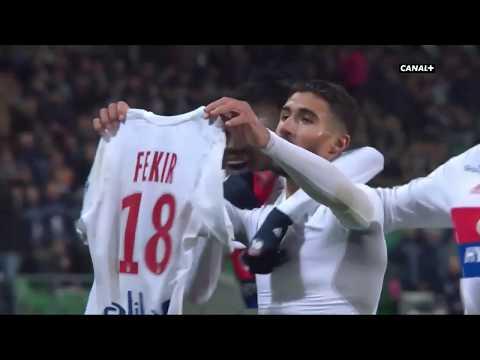 Nabil Fekir vs ASSE 17/18 (Away)